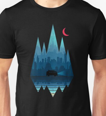 Back To The City Late Night Unisex T-Shirt