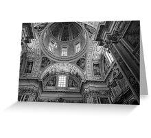 Basilica di 'Santa Maria Maggiore' Greeting Card