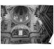 Basilica di 'Santa Maria Maggiore' Poster