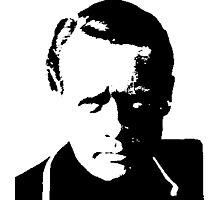 McGoohan - The Prisoner Photographic Print