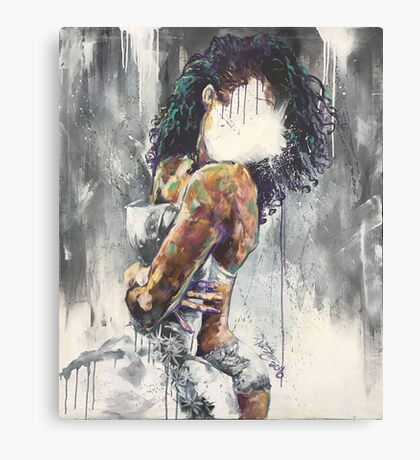 Undressed III Canvas Print