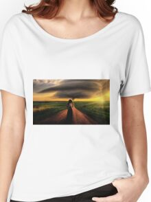Watching Waiting Women's Relaxed Fit T-Shirt