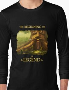 Beginning of a Legend Long Sleeve T-Shirt
