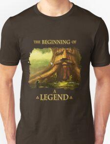 Beginning of a Legend T-Shirt
