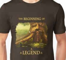 Beginning of a Legend Unisex T-Shirt