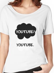 Youtube - TFIOS Women's Relaxed Fit T-Shirt
