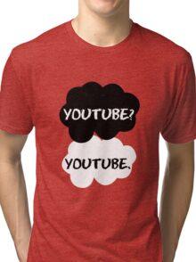 Youtube - TFIOS Tri-blend T-Shirt