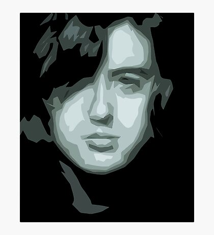 Jimmy Page - Guitarist Photographic Print