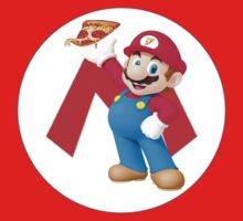 Mario's Pizza by xJokerz
