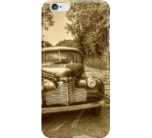 Beside The Tracks iPhone Case/Skin