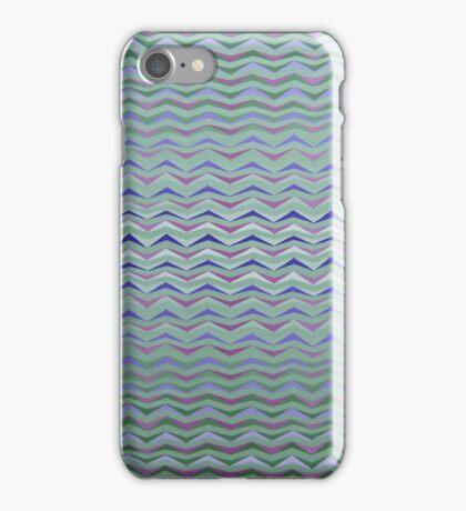 ZigZag VII iPhone Case/Skin