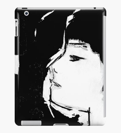 Girl Profile  iPad Case/Skin