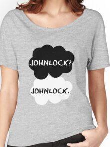 Johnlock - TFIOS Women's Relaxed Fit T-Shirt