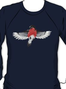 Bullfinch bird T-Shirt