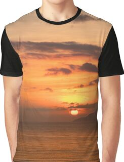 Sunrise Sky Vietnam Graphic T-Shirt