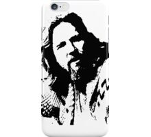 The Big Lebowski Dude iPhone Case/Skin