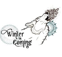 Winter is coming by sixteencircles