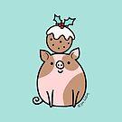 Pig 'n' Pud by zoel