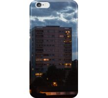 Dark skies iPhone Case/Skin