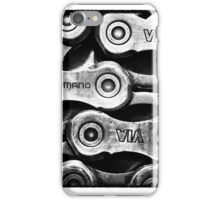 Cycle Chain iPhone Case/Skin