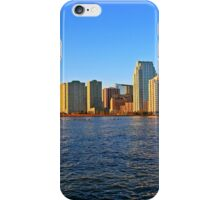 Lower Jersey City Newport ! iPhone Case/Skin