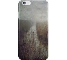 Out on the Marshes iPhone Case/Skin