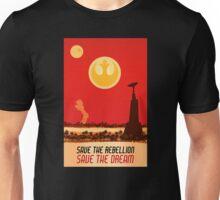 save the rebellion Unisex T-Shirt