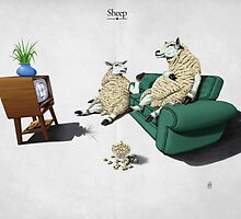 Sheep by robCREATIVE