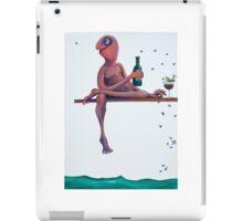 Drunk Diver iPad Case/Skin