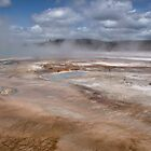 Yellowstone National Park, Wyoming USA by AnnDixon