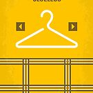 No331 My Clueless minimal movie poster by Chungkong