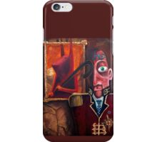 the Admired Admiral  iPhone Case/Skin