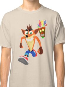 FunnyBONE - Crash 3 Classic T-Shirt