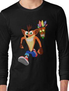 FunnyBONE - Crash 3 Long Sleeve T-Shirt