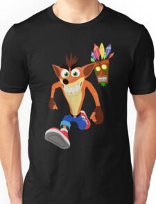 FunnyBONE - Crash 3 Unisex T-Shirt
