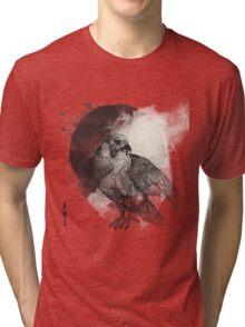 Falcon Bird  Tri-blend T-Shirt