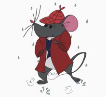 Sherlock Mouse Kids Clothes