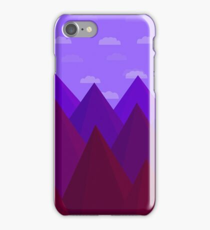 Mountain's in the Sky iPhone Case/Skin