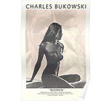Bukowski - Women Poster