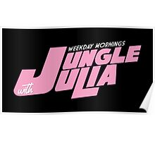 Jungle Julia Poster