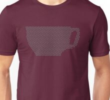 Coffee Phonetically | Linguistics Unisex T-Shirt