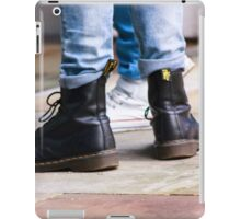 Dr Boots - Color iPad Case/Skin