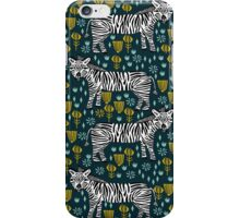 Zebras by Andrea Lauren  iPhone Case/Skin