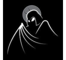 The Dark Lord Rises Photographic Print