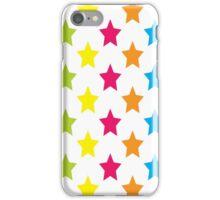 Multi Stars iPhone Case/Skin