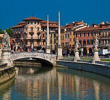 Italy. Padua. Prato della Valle. by vadim19