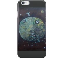 crusty planet  iPhone Case/Skin