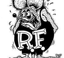 rat fink by cramone