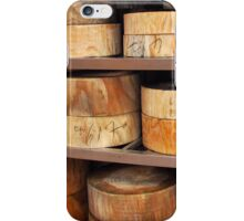 On the Chopping Block  iPhone Case/Skin