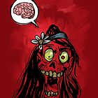 Brain!!! by Alfonso Rosso